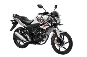 CB150R Speedy White